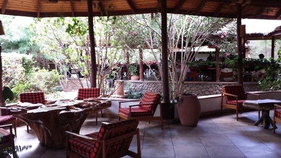 Sentrim Amboseli: il ristorante