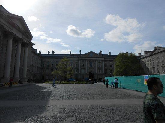 Trinity College: La casa del rector