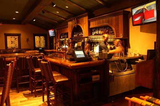 Tenaya Lodge at Yosemite: Bar