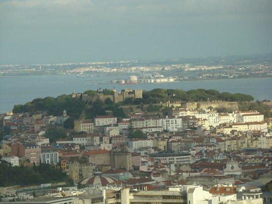 Dom Pedro Lisboa: VU DE LA CHAMBRE
