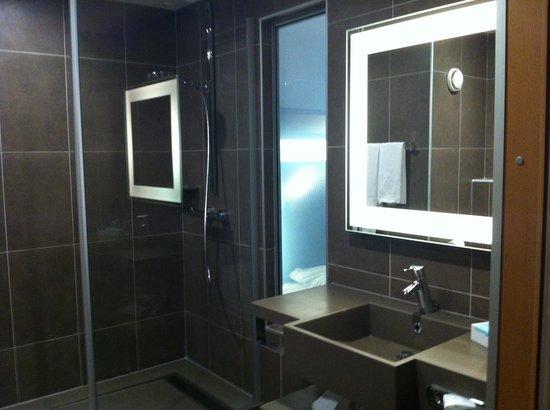 Novotel Toulouse Centre Wilson : Toilet