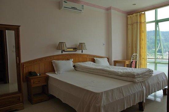 Cong Fu Hotel: chambre 205