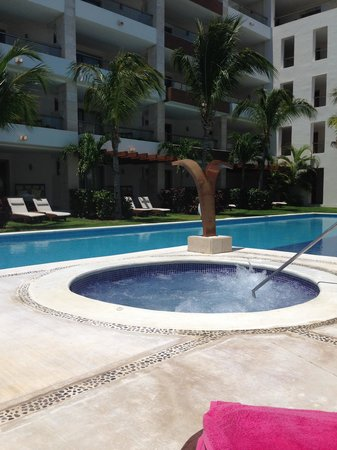 Excellence Playa Mujeres: #7b pool