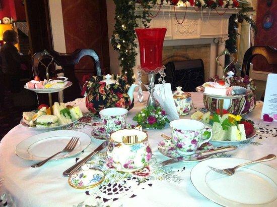 Abigail S Victorian Tea Room Reading Pa