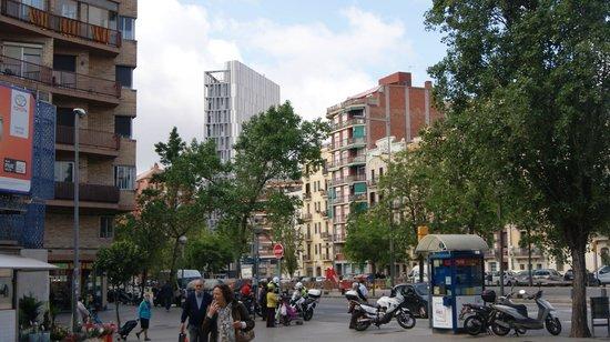 Urbany Barcelona Hostel : Hostel