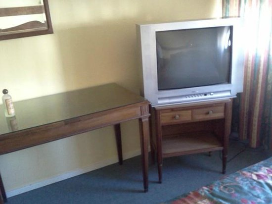 La Plata Hotel: un buen televisor