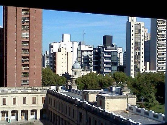La Plata Hotel: la increible vista