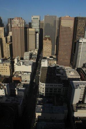 Grand Hyatt San Francisco : View from 42 floor