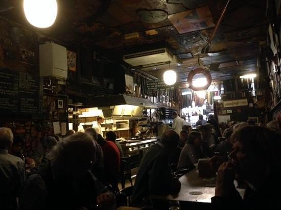 Bierhandel De Pijp: Salle a manger