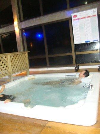 Prodigy Hotel Alpenhaus Gramado: Hidromassagem