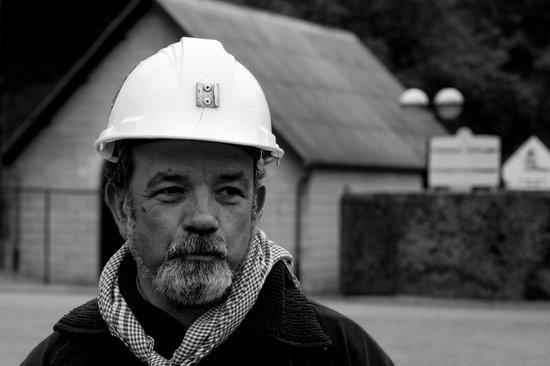 Blegny-Mine: Gids José heeft nog in Limburg gewerkt