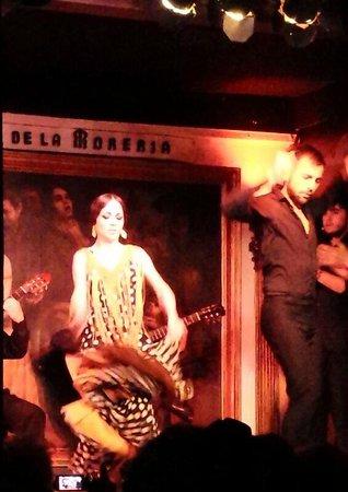 Corral de la Moreria : olga dance