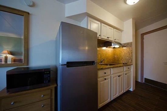 Ala Moana Resort Motel : kitchenette