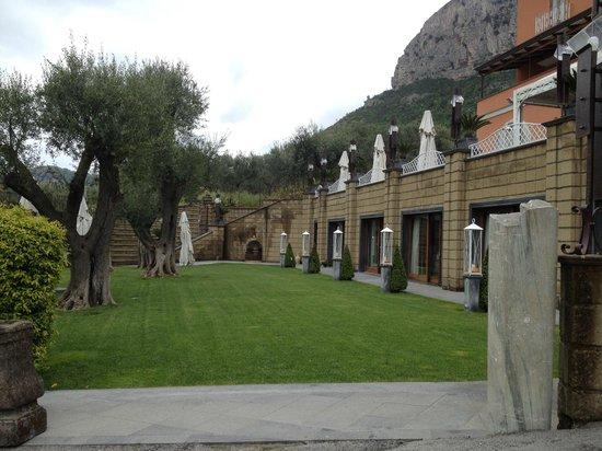 Antico Casale Russo: Vista esterna