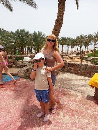 Nubian Island Hotel: у бассейна