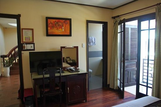 Vinh Hung Library Hotel: chambre 039