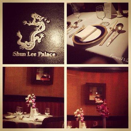 Shun Lee Palace : Collage