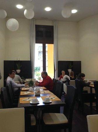 Best Western Premier Hotel Sant'Elena : breakfast buffet