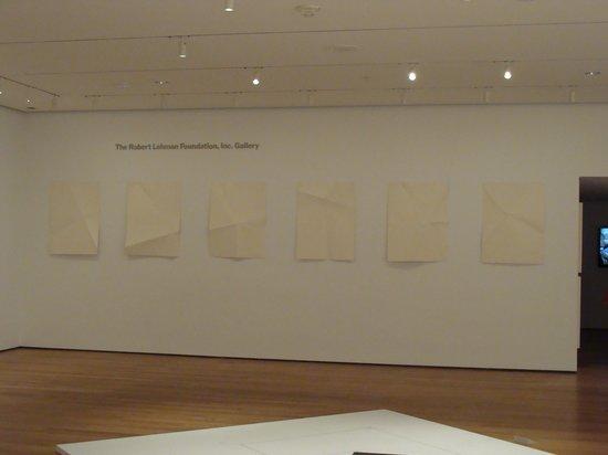 The Museum of Modern Art (MoMA): Странные рисунки-чертежи