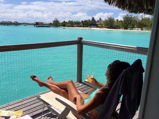 Le Meridien Bora Bora : can you say relaxing!
