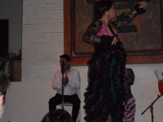 El Tablao de Carmen : Flamenco Dancer