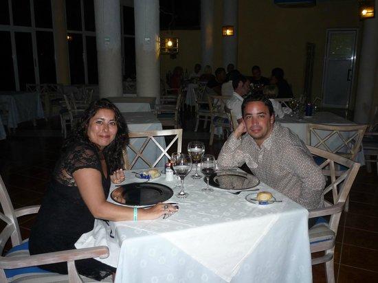 Melia Cayo Guillermo: Restaurant a la carta