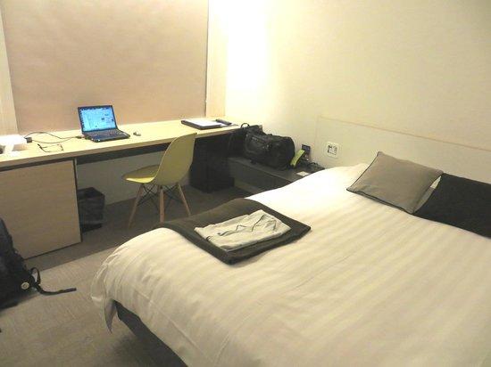 Hotel Leopalace Sendai: 今回はシングルでした。