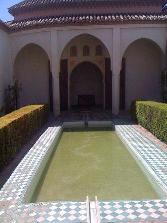 Alcazaba: giardini