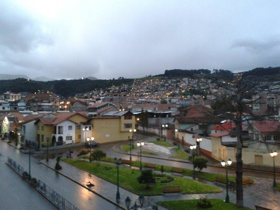Sonesta Hotel Cusco: Vista del balcón