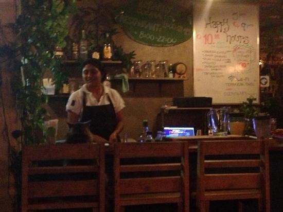 Terrazzo Ristorante & Bar: Alle sind willkommen.