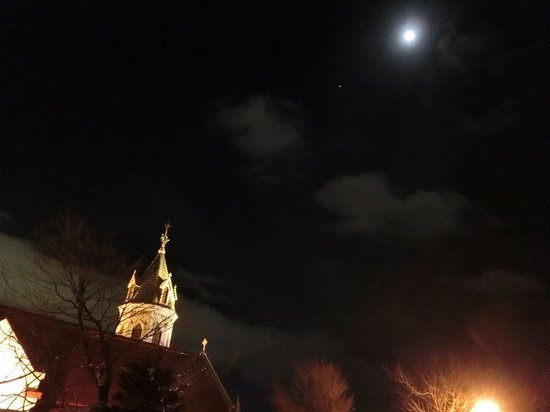 Hakodate Orthodox Church : 夜の元町エリア1