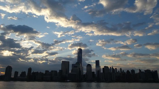 Hyatt Regency Jersey City: the  view