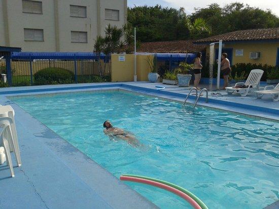 Pousada da Costa Caraguatatuba : A piscina