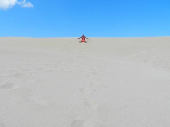 Corralejo Dunes: io