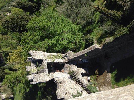 Castello di Vezio: Vista dalla torre