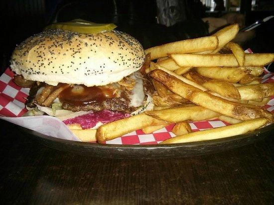 Relish Gourmet Burgers: Omg yum