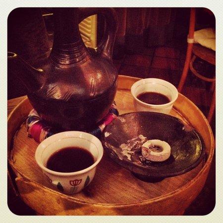 Kokob : Café éthiopien