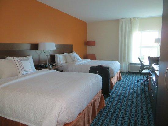 Fairfield Inn & Suites by Marriott Destin: Room