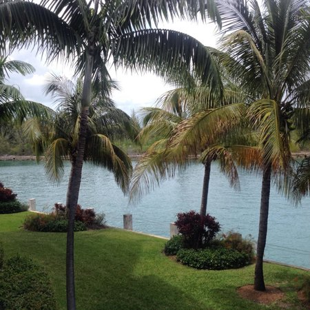 Pelican Bay at Lucaya: View from our balcony rm 235 - state suite