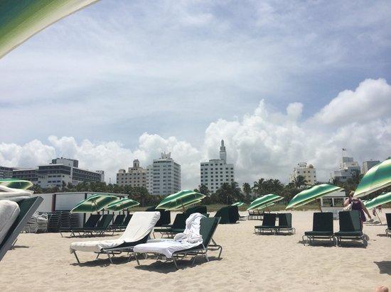 Kimpton Surfcomber Hotel: Beach