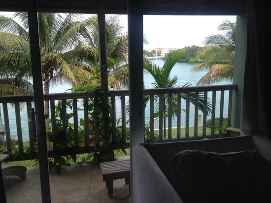 Pelican Bay at Lucaya: View yesterday rm 235 state suite