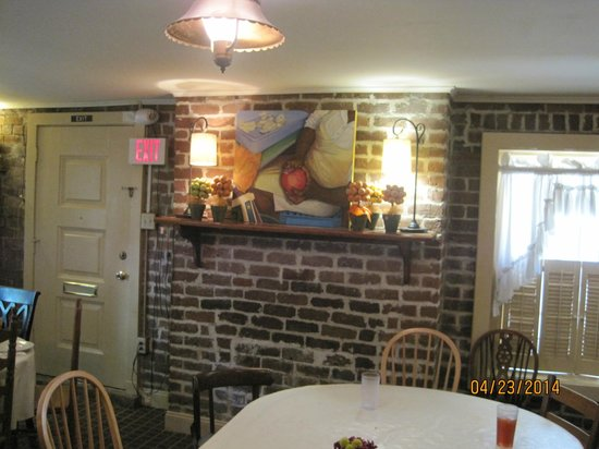 interior of mrs wilke 39 s restaurant picture of mrs