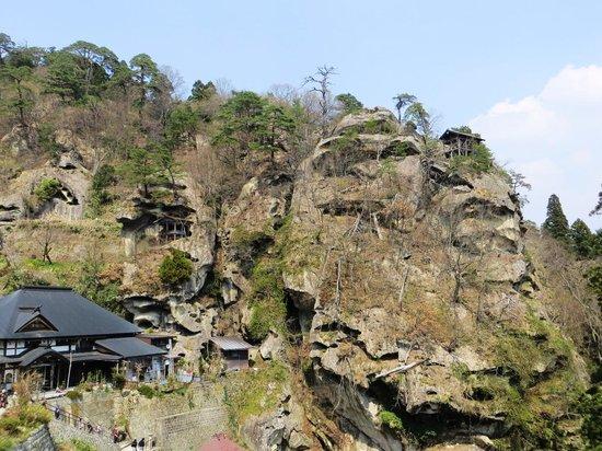 Risshaku-ji Temple: おなじみの写真