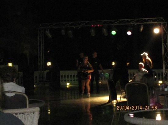 lti Tropicana Grand Azure: night activities
