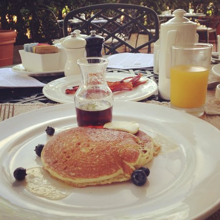 COMO Parrot Cay, Turks and Caicos: Pancakes