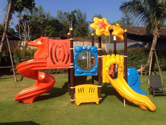 Holiday Inn Resort Krabi Ao Nang Beach : Kids playground