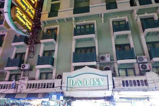 D&D INN in Bangkok