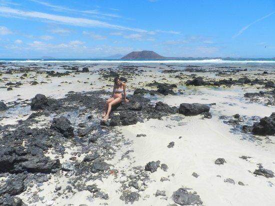 Parque Natural de Corralejo: pame