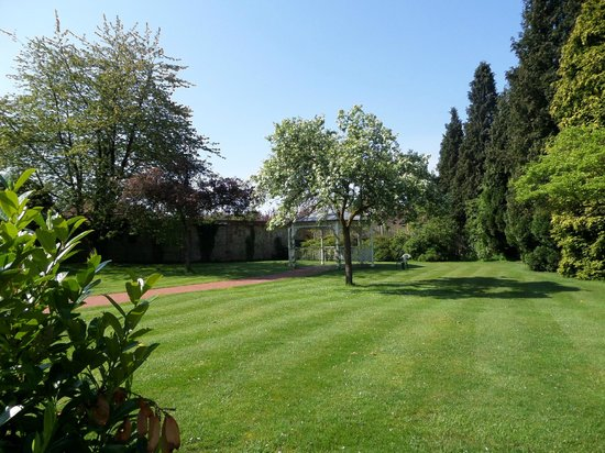 Manor House Hotel & Spa: The Pavilion