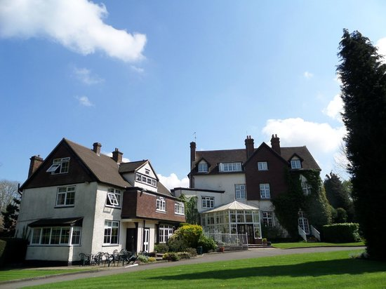 Manor Spa Hotel Guildford